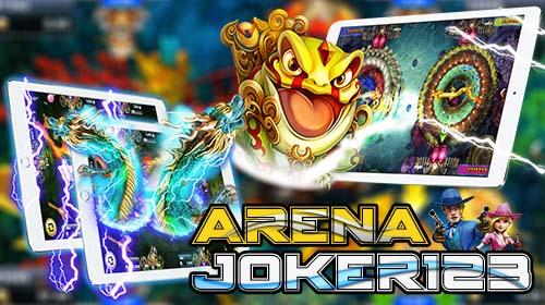 Permainan Ikan Online Seru Di Situs Joker123